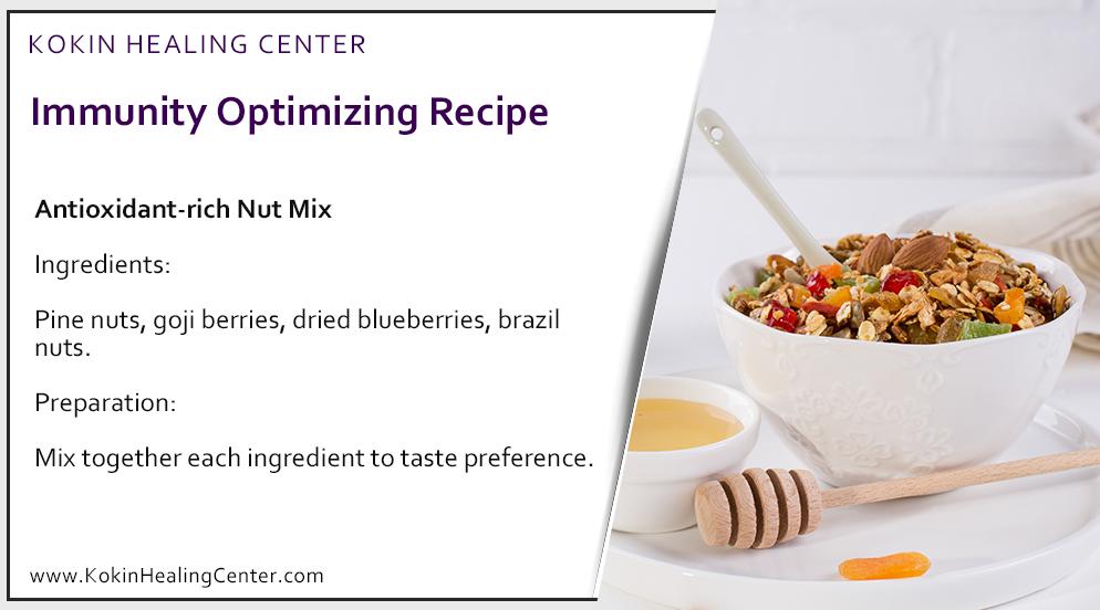 Immunity Optimizing Recipes