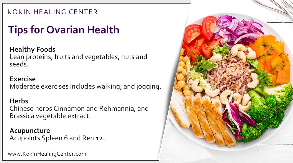Tips for Ovarian Health