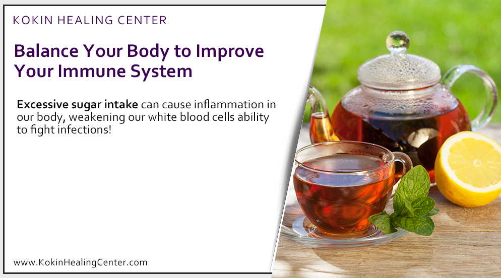 Balance Your Body to Improve Your Immune System