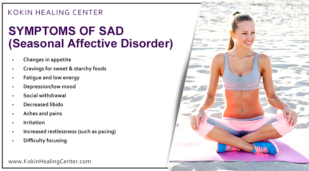 Reduce Seasonal Affective Disorder (SAD) Symptoms